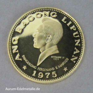 Philippinen 1000 Piso 1975