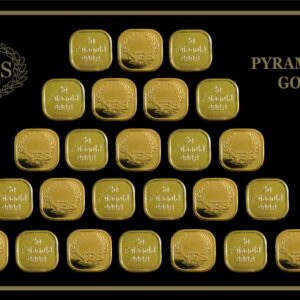 50g Pyramide NES Feingold 999,9