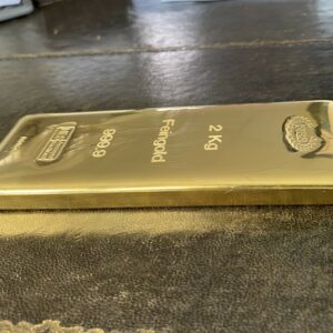 2Kg Goldbarren 999,9 NES -2