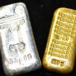 Gold und Silberbarren kaufen zu Discountpreisen