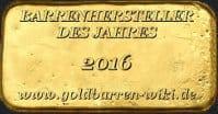 Goldbarren-Hersteller-des-Jahres-2016