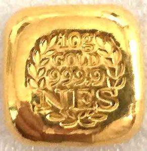 Goldbarren Norddeutsche-ES-10g-Feingold-9999-1