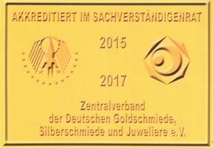 Diamant Gutachten Sachverstaendige-Urkunde