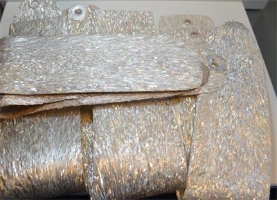 verbrauchte-Anodenplatten