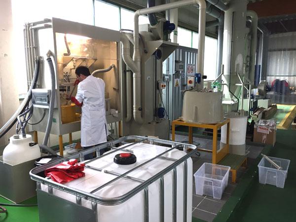 Chemische-Aufbereitung
