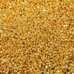 Goldgranalien-Feingold 999,9