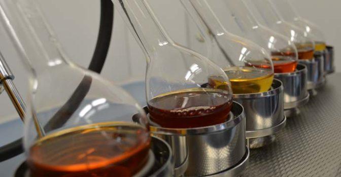 Labor für chemische Analytik