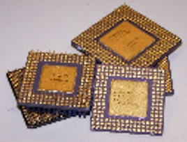 Gold-Chips