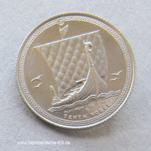 Platinmuenze-Tenth-Noble-Isle-of-Man-1985