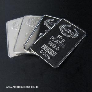 NES-10-gramm-Platinbarren-9995