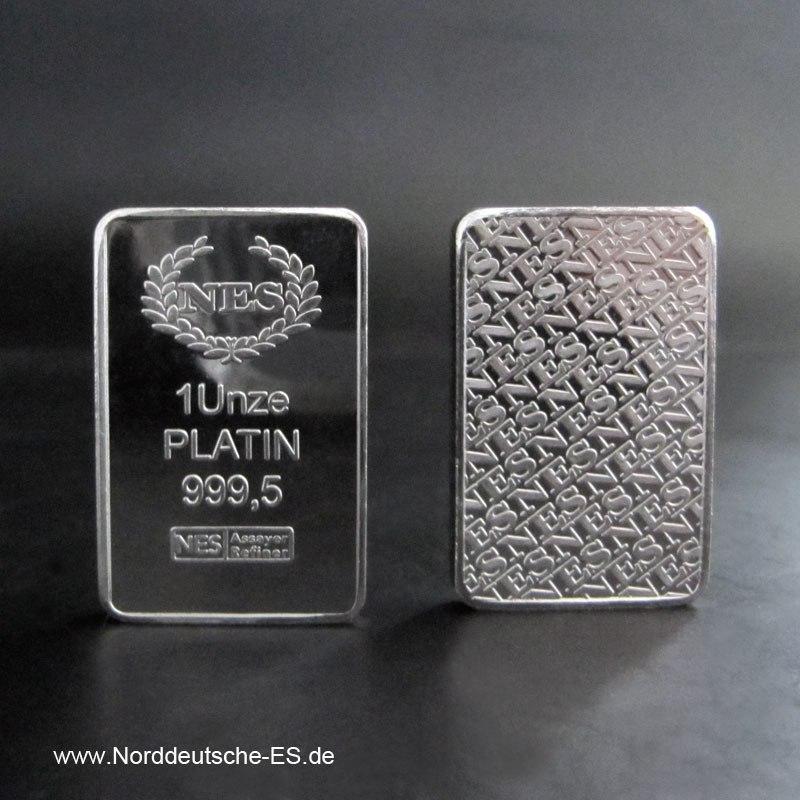 1-Feinunze-PLATIN-9995