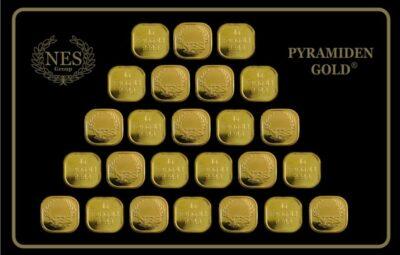 Goldsparplan kleine Bausteine
